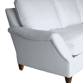 Upholstered Charles Of London Arm