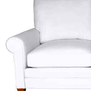 Upholstered Lawson Arm
